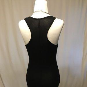 Elan Dresses - Elan Halter Black Maxi Dress !!!